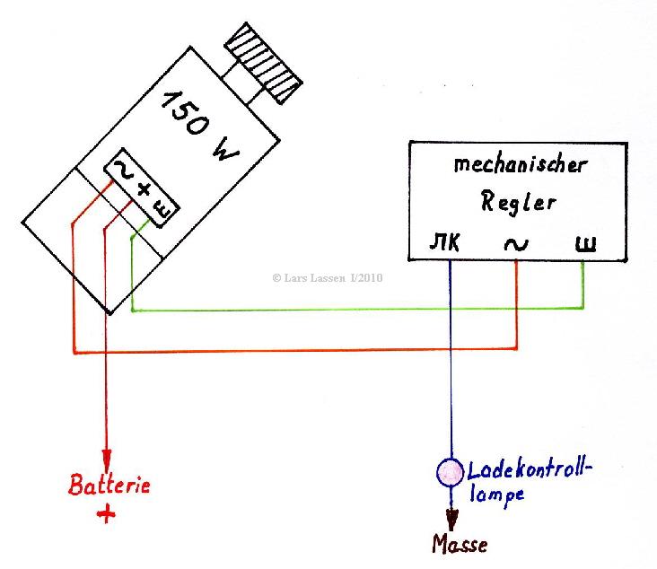 ich habe probleme mit meiner lichtmaschine - Elektrik - Ural Dnepr ...
